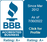 Preferred Plumbing & Drain is a BBB Accredited Plumber