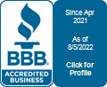 3 D Plumbing is a BBB Accredited Plumber in Modesto, CA